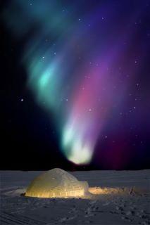 The Aurora Borealis !